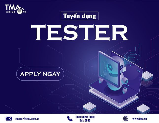 Tester-July